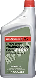 Honda DW-1 Automatic Transmission Fluid, 1 quart, Pack of 12