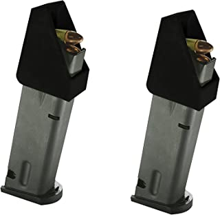 AmeriGun Club Pack of 2 Double Stack Magazine Loader for Many calibers of Pistol Magazines Including 32 auto, 9mm Luger, 22TCM.357 SIG.380 ACP, 10mm Auto.40 S&W.45GAP .45 ACP (SL2 2 Packs)