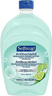 Softsoap Antibacterial Hand Soap Refill Fresh Citrus, 1.47 Liter
