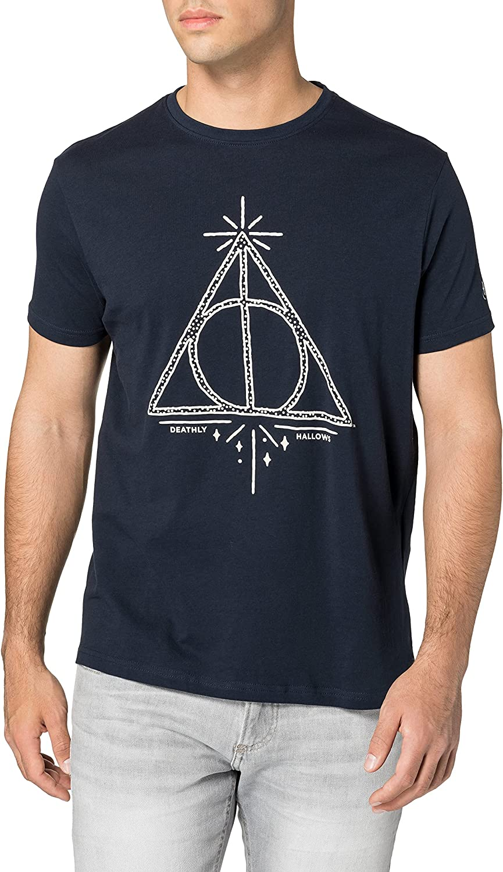 Springfield Camiseta Harry Potter Hombre