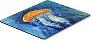 """Caroline's Treasures Desk Artwork Mouse Pad, Multicolor, 7.75x9.25"""" (MW1223MP)"""