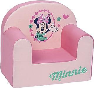 BabyCalin DIS550717 Sessel, Disney Minnie, mehrfarbig, 1 Stück