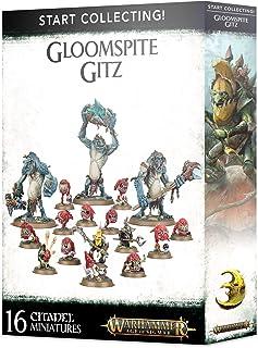 Games Workshop Warhammer Age of Sigmar: Start Collecting! Gloomspite Gitz