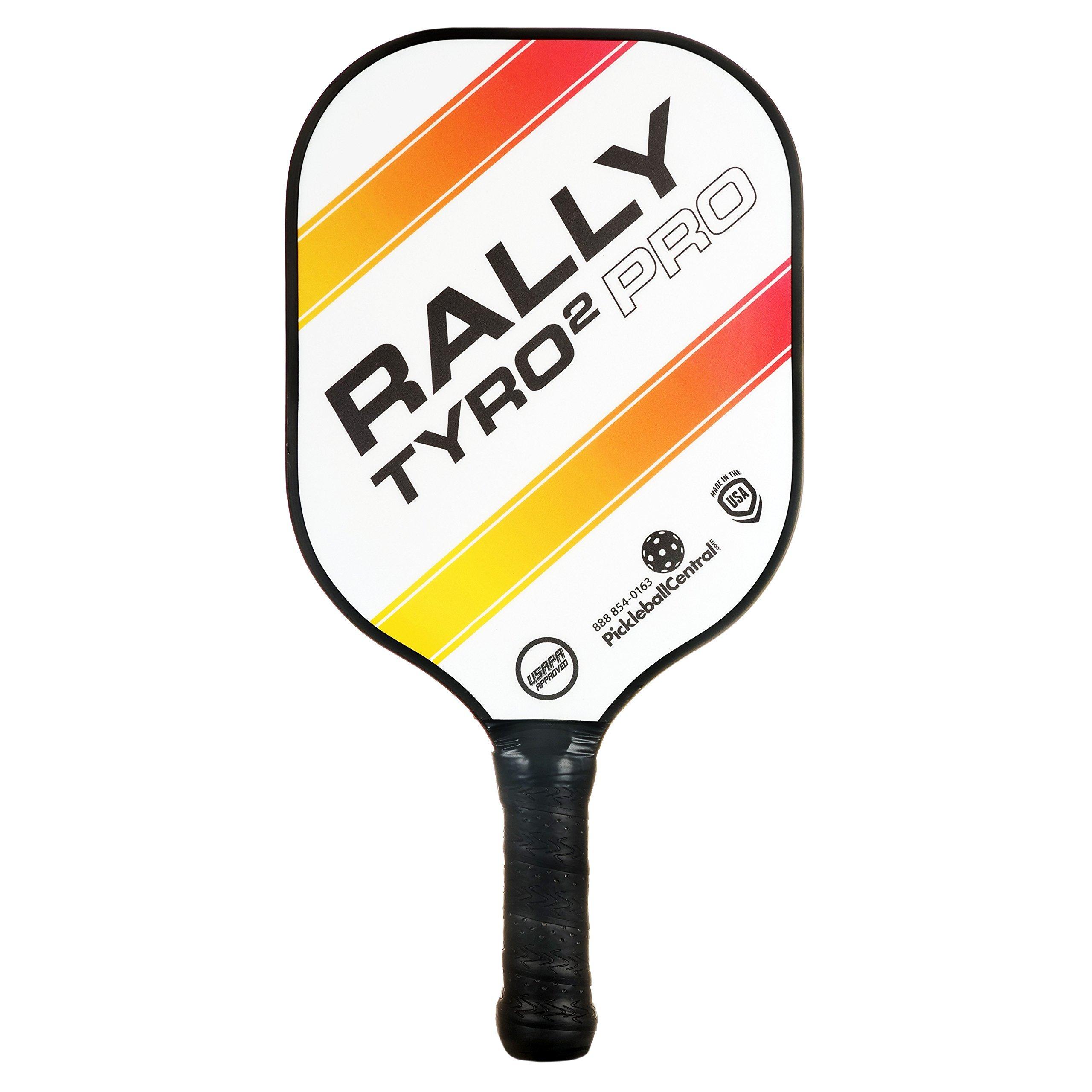 Rally Tyro 2 Pro Pickleball Paddle -PWCH