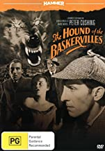 Hammer Horror Hound Of The Baskervilles   NON-USA Format   PAL   Region 4 Import - Australia