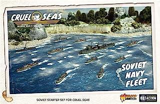 Warlord Games: Cruel Sea: Soviet Navy Fleet World War II Starter Set