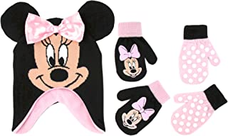 Little Girls Minnie Mouse Polka Dot Hat and 2 Pairs...