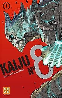 Kaiju n°8 T01
