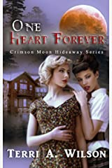 Crimson Moon Hideaway: One Heart Forever (Women of the Fold Book 3) Kindle Edition