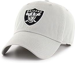 OTS NFL Oakland Raiders Men's Challenger Adjustable Hat, Team Color, One Size