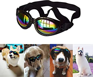 Spet Kever Dog Sunglasses Eye Wear Protection Waterproof Doggles Pet Goggles Glasses Dog More Than 15lbs