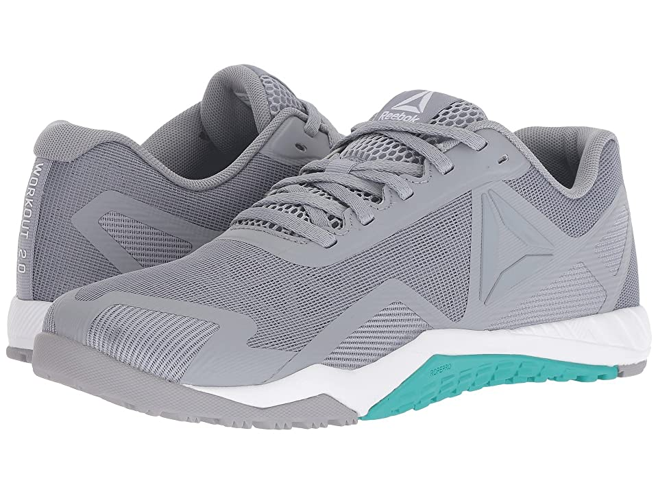 Reebok ROS Workout TR 2.0 (Cool Shadow/Solid Teal/White) Women