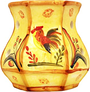 Bamboo Rooster, Electric Tart Burner, 83965 By ACK