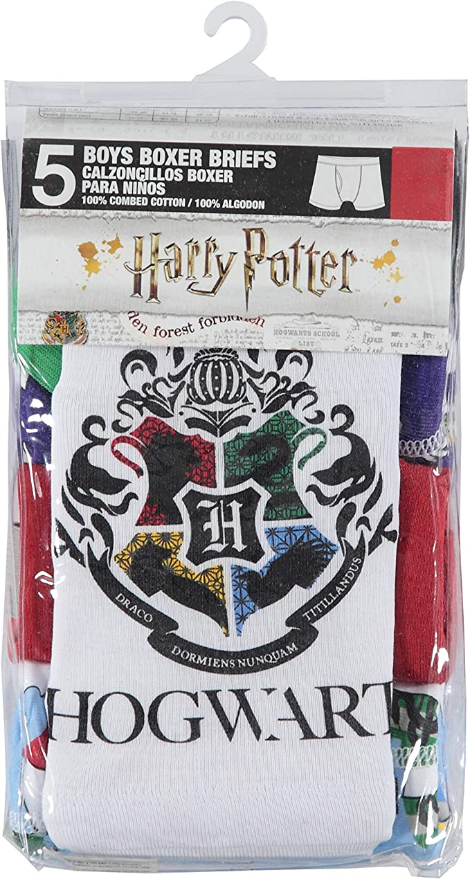 Grifondoro Slytherin Harry Potter Uomo Carattere Boxer