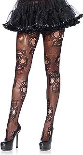 Leg Avenue - Pantalón de calavera para mujer