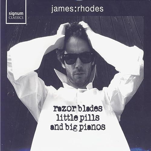 Razor Blades, Little Pills, Big Pianos de James Rhodes en Amazon ...
