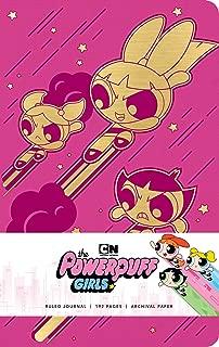 Powerpuff Girls Hardcover Ruled Journal