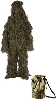 Modern Warrior Mixed Tactical and Hunting Ghillie Suit