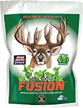 Whitetail Institute Fusion (Perennial) Clover & Chicory Food Plot Seed (Spring and Fall Planting)