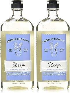 حمام و بدن Aromatherapy Sleep Lavender Vanave Van Foam Foam Bath 10 un per per per per bottle bottle - 2 بسته