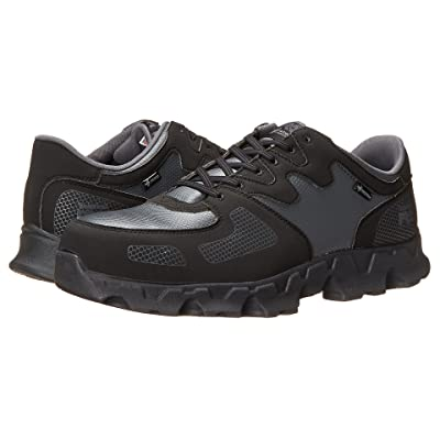 Timberland Powertrain ESD Alloy Safety Toe (Black/Grey) Men