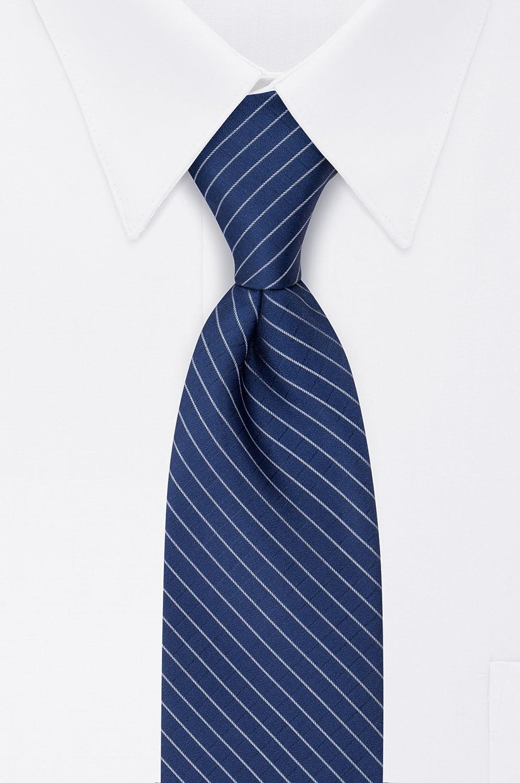 Calvin Klein Men's Navy Ties at  Men's Clothing store