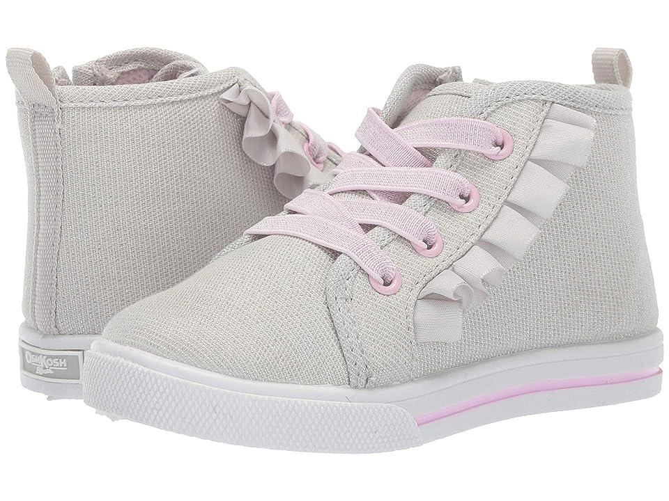 OshKosh Tazanna-G (Toddler/Little Kid) (Grey) Girls Shoes