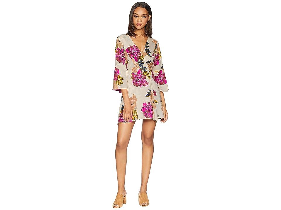 Billabong Divine Dress (Cream) Women