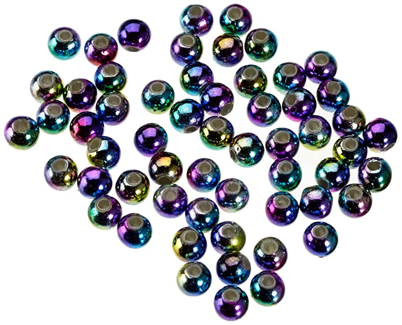 Knorr Prandell 6088988?Wax Beads Diameter 4?mm Rainbow