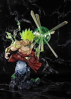 Bandai - Figurine DBZ - Super Saiyan Broly The Burning Battles Figuarts Zero 31cm - 4573102551504