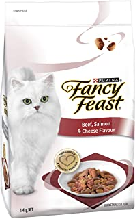 Fancy Feast Beef, Salmon & Cheese, 1.4kg
