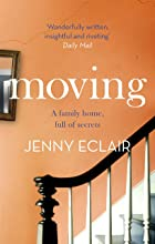 Cover image of Moving by Jenny Eclair