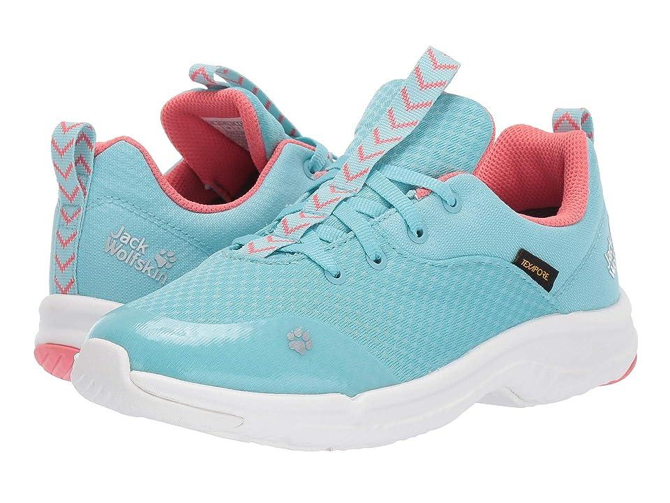 Jack Wolfskin Kids Phoenix Texapore Low (Toddler/Little Kid/Big Kid) (Gulf Stream) Girls Shoes