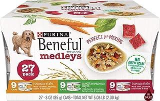 Purina Beneful Medleys Adult Wet Dog Food Variety Pack
