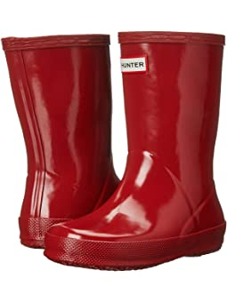 Hunter Kids Red Boots + FREE SHIPPING