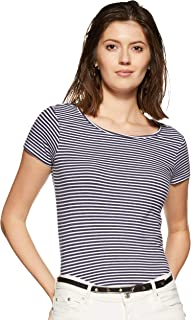 Dreamz by Pantaloons Women's Regular fit T-Shirt