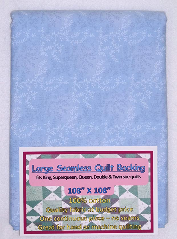 Quilt Backing, Large, Seamless, C47603-200, Light Blue