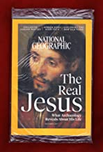 National Geographic Magazine (December, 2017) The Real Jesus Cover
