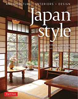 Japan Style: Architecture + Interiors + Design (English Edit