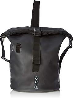 BREE Collection Punch 724, Black, Cross Kit Bag, Unisex Adults' Top-Handle 30x50x30 cm (B x H T)