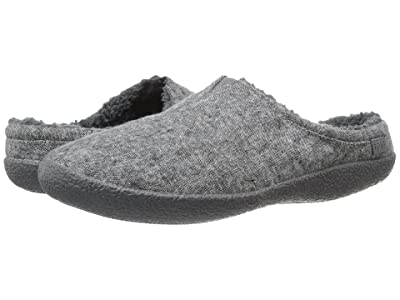 TOMS Berkeley Slipper (Grey Slub Textile) Men
