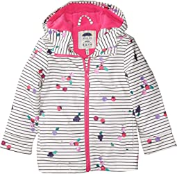 Printed Waterproof Rubber Coat (Toddler/Little Kids)