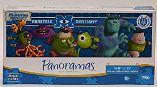 Disney Panoramas Monsters University 750 Piece Puzzle