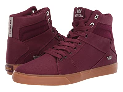 Supra Aluminum (Wine/Gum) Men
