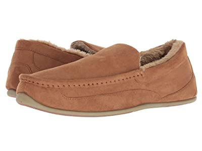 Deer Stags Spun Slipper (Chestnut) Men