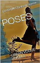 POSES: URBAN VOGUE ANGELS (POSES ART photography  KIA'RA₩ Book 1)