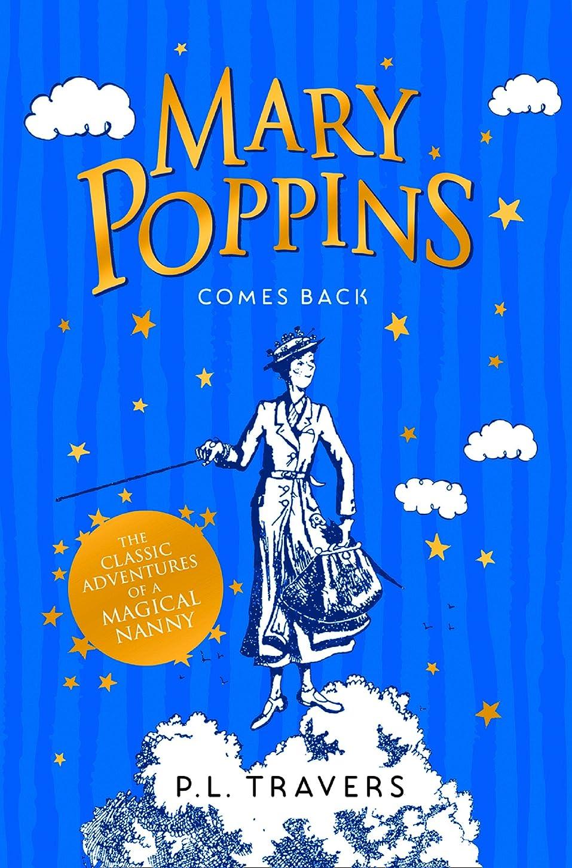 アセンブリ請負業者木材Mary Poppins Comes Back (Mary Poppins series Book 2) (English Edition)