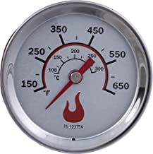 Char-Broil 8566083 Replacement Temperature Gauge, 2.67-Inch Diameter