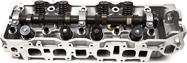 Evregreen CH2000 Fits Toyota 22R 22RE 22REC Cylinder Head Complete W/Valves And Camshaft