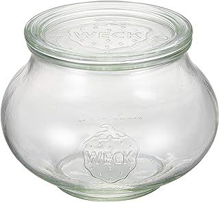 WECK ガラス保存容器 デコシェイプ 1.0L WE-748